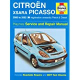 "Citroen Xsara Picasso: Petrol and Diesel 2000-2002 (Haynes Service and Repair Manuals)von ""John S Mead"""