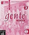 Gente 3 : Libro de trabajo (1CD audio)