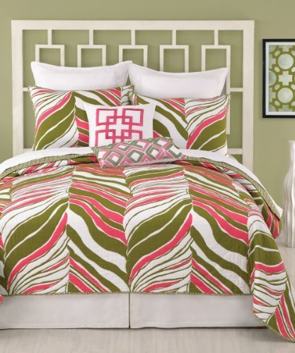 trina-turk-tiger-leaf-full-queen-coverlet-90-by-90-inch-pink-green-by-peking-handicraft-inc