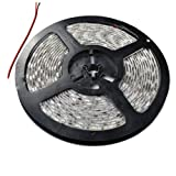 5M 300LED Waterproof Flexible Strip Light SMD 5050 Warm White