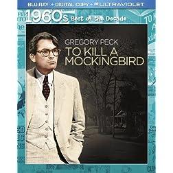 To Kill a Mockingbird (Blu-ray + Digital Copy + UltraViolet)