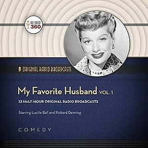 My Favorite Husband, Vol. 1 Audiobook