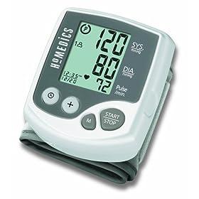 Homedics BPW-060 Digital Automatic Wrist Blood Pressure Monitor