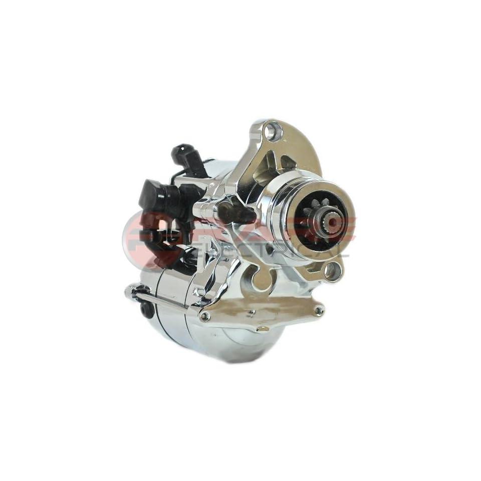 HardDrive SHD0005 Starter Motor Harley Davidson