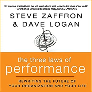 The Three Laws of Performance Hörbuch