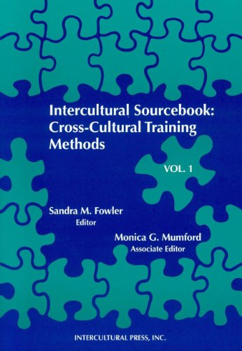 Intercultural Sourcebook, Vol 1: Cross-Cultural Training...