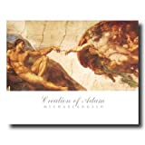Michelangelo Creation Of Adam # 2 Religious Wall Picture 16x20 Art Print