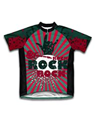 Rock On Short Sleeve Cycling Jersey for Women