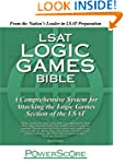 PowerScore LSAT Logic Games Bible