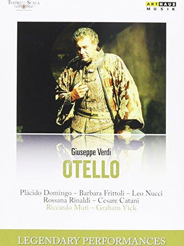 Verdi: Otello (Legendary Performances) [DVD]