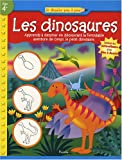 Les dinosaures : Apprends  dessiner en dcouvrant la formidable aventure de Compi, le petit dinosaure