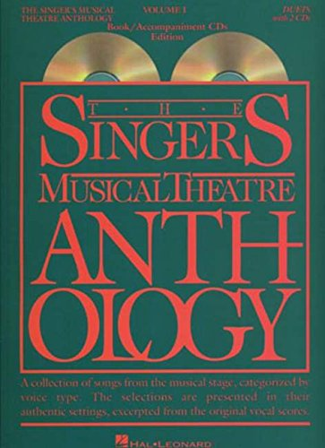The Singer's Musical Theatre Anthology: Duets Book: 1 (Singers Musical Theater Anthology)
