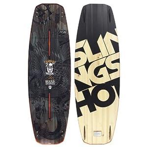 Slingshot - Lyman Wakeboard 142cm - Green Black - 2014 by SlingShot
