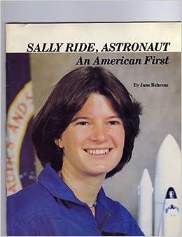 astronaut sally ride book - photo #19