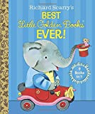 Richard Scarrys Best Little Golden Books Ever! (Richard Scarry) (Little Golden Book Treasury)