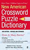 New American Crossword Puzzle Dictionary New American Crossword Puzzle Dictionary