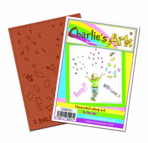 Charlie's Ark Rubber stamps - In The Air - 1