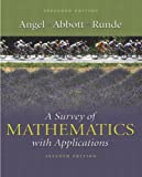 img - for A Survey of Mathematics with Applications: Expanded Edition (7th Edition) book / textbook / text book