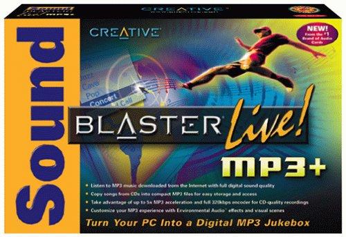 Creative Labs CT4760M Sound Blaster Live MP3
