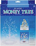 Amscan 34095 Plastic Money Tree, 12-Inch, Clear