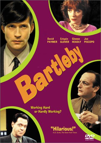 Cover art for  Bartleby