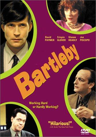 Cover art for  Bartleby