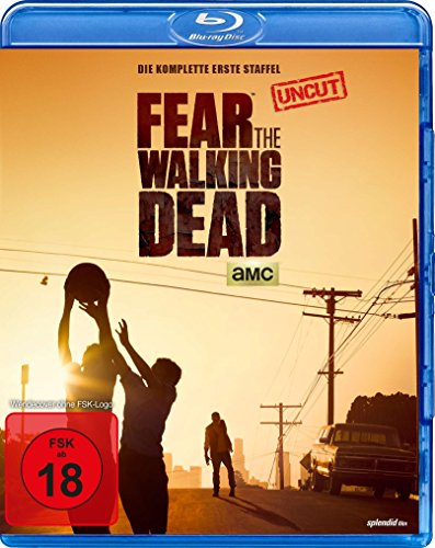 Fear the Walking Dead - Die komplette erste Staffel [Blu-ray]