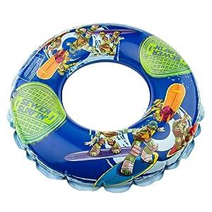 Amazon Com Teenage Mutant Ninja Turtles 20 Quot Swim Ring Toy