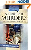 A String of Murders (Dressed for Death Mystery Series #2) (Heartsong Presents Mysteries #42)