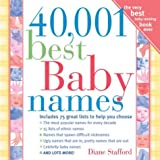 Diane Stafford 40, 001 Best Baby Names