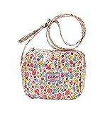〔キャスキッドソン〕 Cath kidston キッズ ショルダーバック Handbag (4.Little Leaf)