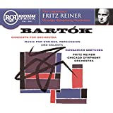 Bartók: Concerto for Orchestra; Music for Strings, Percussion and Celesta; Hungarian Sketches