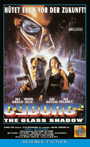 Cyborg 2 [VHS]