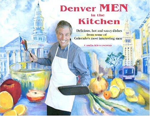 Denver Men in the Kitchen, Candis Kloverstrom