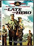 Too Late the Hero (Widescreen)