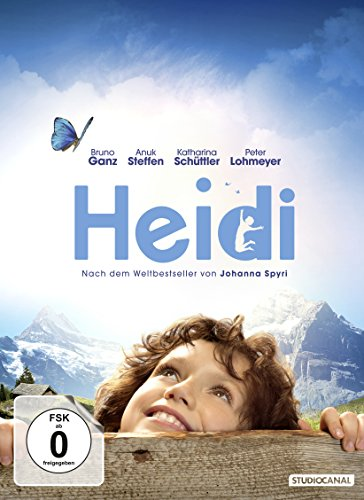 Heidi (inklusive Booklet, Postkartenset, Poster) [Special Edition]