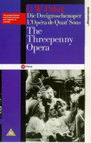 The Threepenny Opera [UK-Import] [VHS]