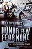 img - for Honor Few, Fear None book / textbook / text book