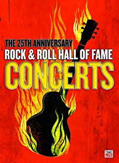 25th Anniversary Rock & Roll Hall of Fame Concert [DVD] [Import]
