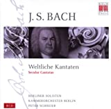 J.S. Bach: Weltliche Kantaten &#91;Box Set&#93;