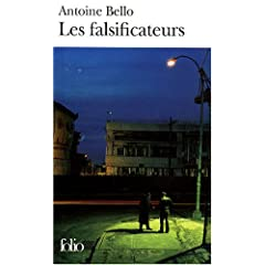 Les Falsificateurs - Antoine Bello