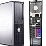 Windows 7 Professional 64 bit Installed by a Microsoft Authorized Refurbisher Dell Optiplex 745 Desktop, Intel Core 2 Duo 2.13Ghz Processor, 250GB SATA Hard Drive, 4GB DDR2 High Performance Memory, DVD/CDRW, Wireless Capable