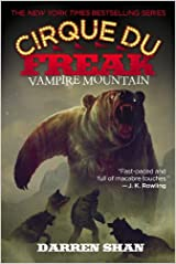Cirque du Freak: Vampire Mountain (Book Four)