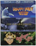 Happy Feet / A Christmas Story / The Polar Express [Blu-ray] (Bilingual)