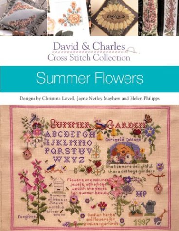 Summer Flowers (Cross-Stitch Collection)