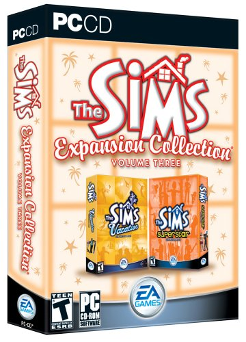 The Sims Expansion Collection Volume 3: Superstar & Vacation