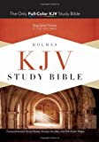 KJV Study Bible, Saddle Brown LeatherTouch