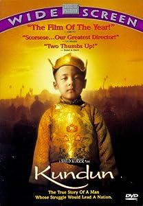 "Cover of ""Kundun"""