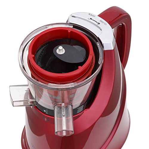 Vonshef Digital Slow Masticating Juicer Fruit Vegetable Cold Press Extractor : Best Masticating Juicer Under $200 - 2017 Update A ...
