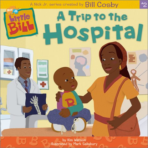 Trip to the Hospital, KIM WATSON, MARK SALISBURY